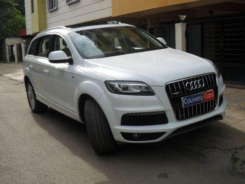 Used 2013 Audi Q7 AT for sale in Halli -14