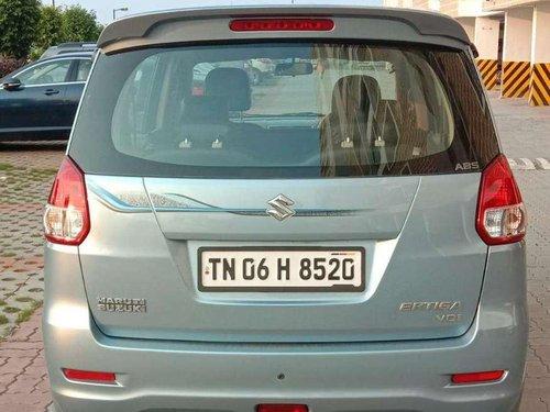 Used Maruti Suzuki Ertiga VDi, 2012 MT for sale in Chennai