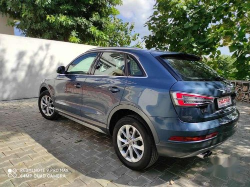Used Audi Q3 2016 AT for sale in Agra