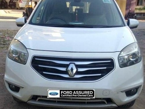Used Renault Koleos 2.0 Diesel 2012 AT for sale in Aurangabad