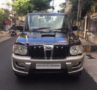 Used Mahindra Scorpio 2013 MT for sale in Bangalore