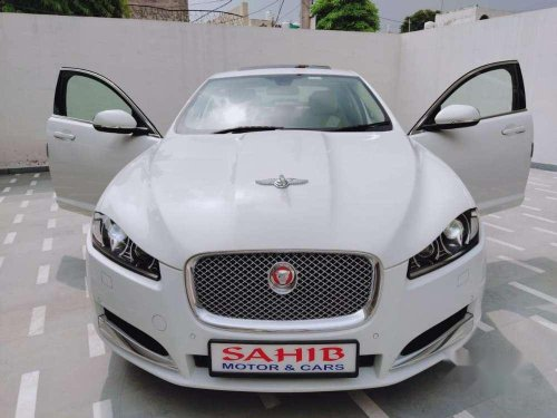 Used Jaguar XF 2014 AT for sale in Agra