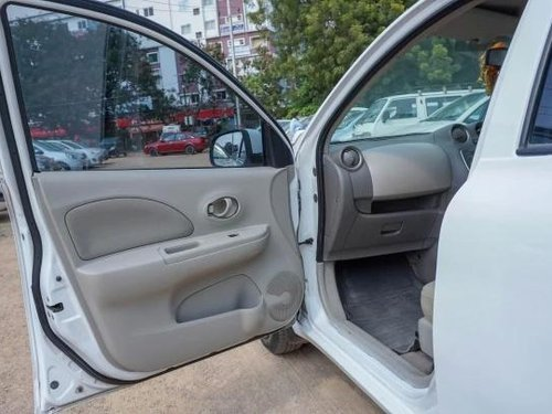 Used Nissan Micra 2012 MT for sale in Hyderabad