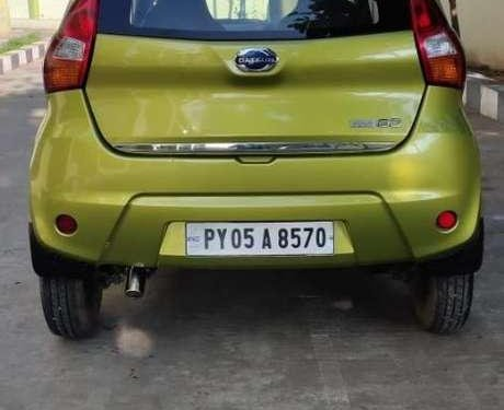 Used 2016 Datsun Redi-GO MT for sale in Pondicherry