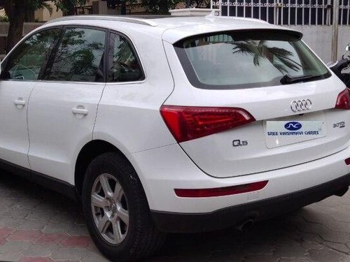 Audi Q5 3.0 TDI Quattro 2010 AT for sale in Coimbatore