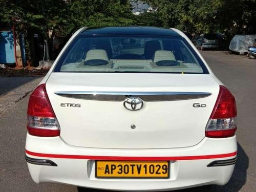 Used 2015 Toyota Etios GD MT for sale in Visakhapatnam
