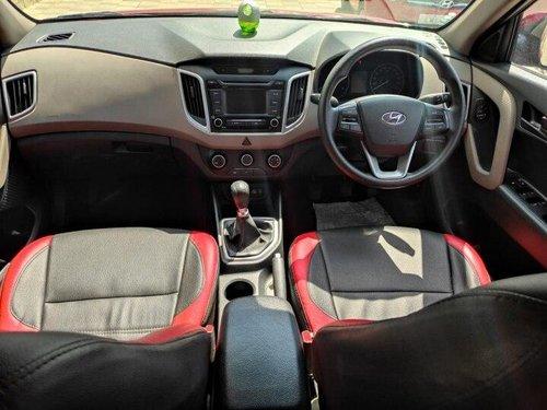 Hyundai Creta 1.6 E Plus 2018 MT for sale in Bangalore