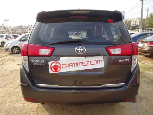 2017 Toyota Innova Crysta MT for sale in Hyderabad