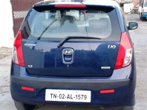 Used 2010 Hyundai i10 Sportz MT in Chennai