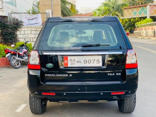 2011 Land Rover Freelander 2 AT in Bangalore