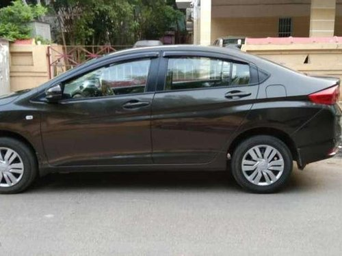 Honda City SV, 2016, Petrol MT for sale in Chennai