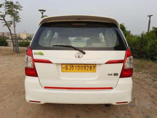 Toyota Innova 2.5 GX 7 STR 2014 MT for sale in Ahmedabad