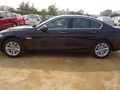 2013 BMW 5 Series 520d Sedan AT in Hyderabad