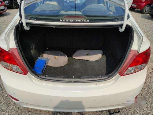Hyundai Fluidic Verna 2014 MT for sale in Hyderabad