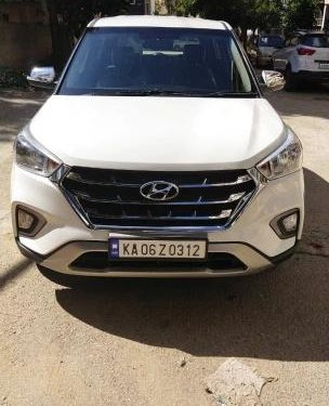 2018 Hyundai Creta MT for sale in Bangalore