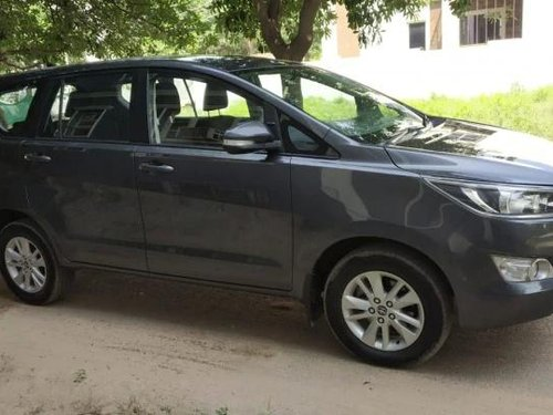 Used Toyota Innova Crysta 2017 AT for sale in Gurgaon