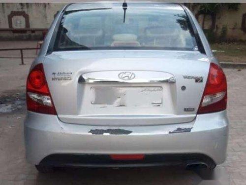 Hyundai Verna 2010 MT for sale in Vadodara