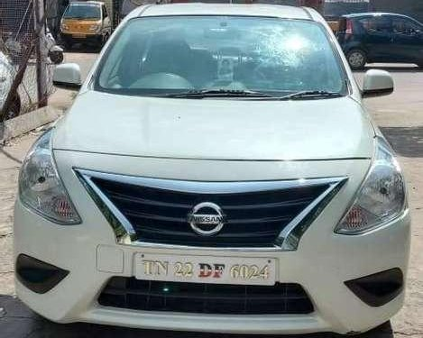 Used 2017 Nissan Sunny XL MT for sale in Thoothukudi