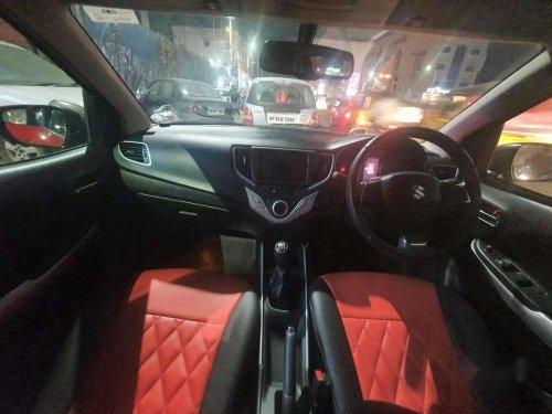 2017  Maruti Suzuki Baleno Zeta Diesel MT in Hyderabad