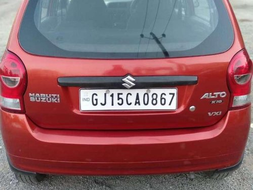 Used Maruti Suzuki Alto K10 VXI 2012 MT for sale in Junagadh