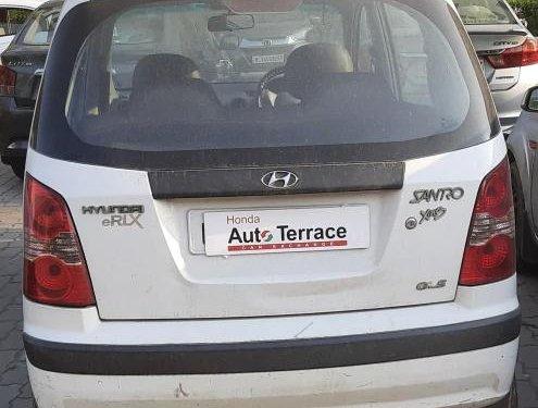 2008 Hyundai Santro Xing GLS MT in New Delhi