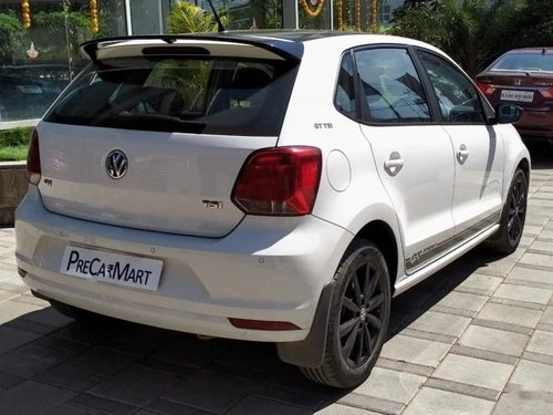 2018 Volkswagen Polo GT TSI AT in Bangalore
