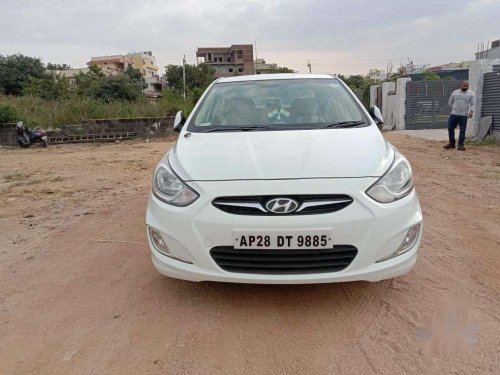 2013 Hyundai Verna 1.6 CRDi SX MT in Hyderabad