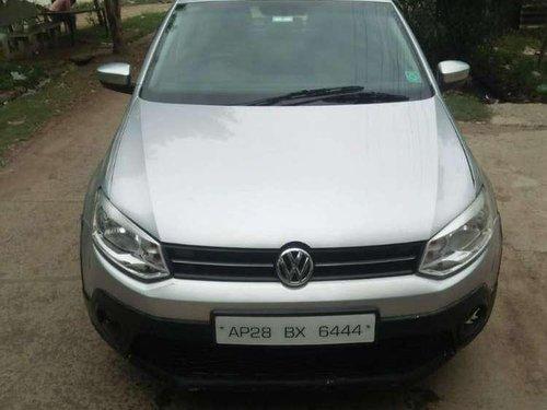 Volkswagen Cross Polo 1.5 TDI, 2013, Diesel MT for sale in Ongole