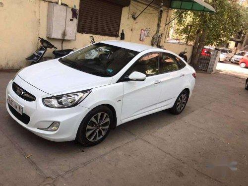 2013 Hyundai Verna 1.6 CRDi SX MT for sale in Ahmedabad