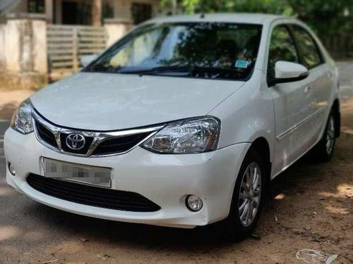 Used 2016 Toyota Etios VX MT for sale in Kothamangalam -4
