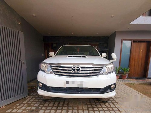 Used 2015 Toyota Fortuner AT for sale in Ludhiana