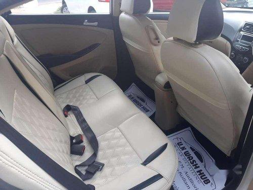 Used 2015 Hyundai Fluidic Verna MT for sale in Kollam