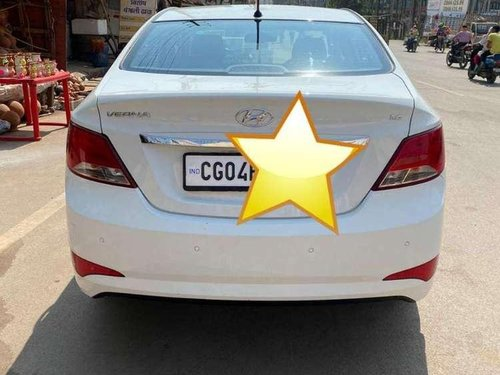 Used 2015 Hyundai Fluidic Verna MT for sale in Raipur