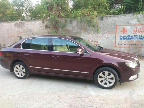 Skoda Superb 2009 MT for sale in Hyderabad-11