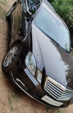2010 Mercedes-Benz E-Class E350 CDI Elegance AT in Chennai