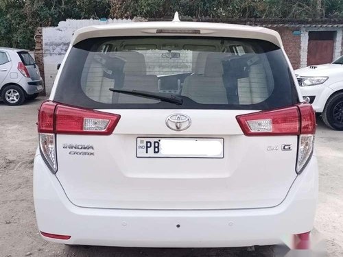 Toyota Innova Crysta 2018 MT in Chandigarh