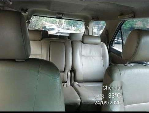 Toyota Fortuner 2012 MT for sale in Chennai-7