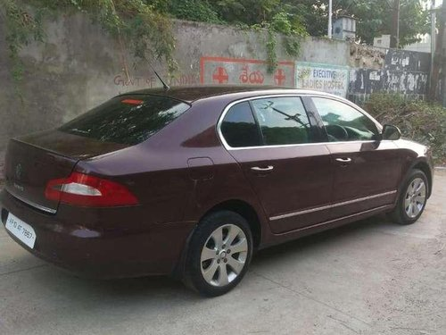 Skoda Superb 2009 MT for sale in Hyderabad-0