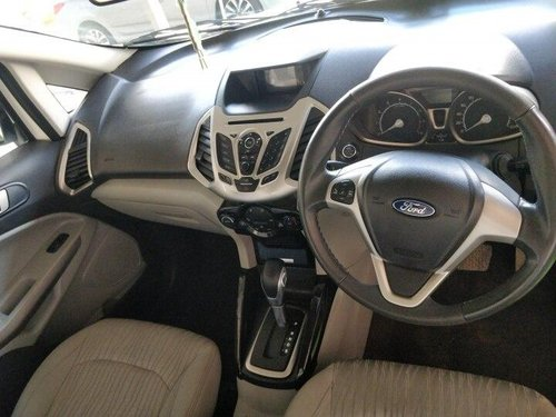 2017 Ford Ecosport 1.5 Petrol Titanium Plus AT BSIV in Bangalore
