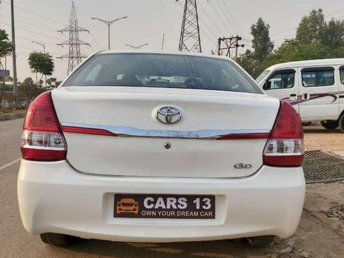 Toyota Etios 2012 MT for sale in Chandigarh