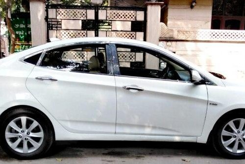 Used 2013 Hyundai Verna SX CRDi AT in New Delhi
