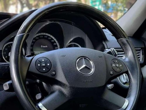 Used 2011 Mercedes Benz E Class AT for sale in Chandigarh