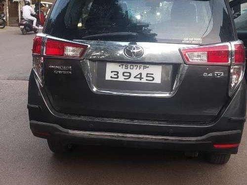 Toyota INNOVA CRYSTA 2.4 V, 2016, Diesel MT in Hyderabad