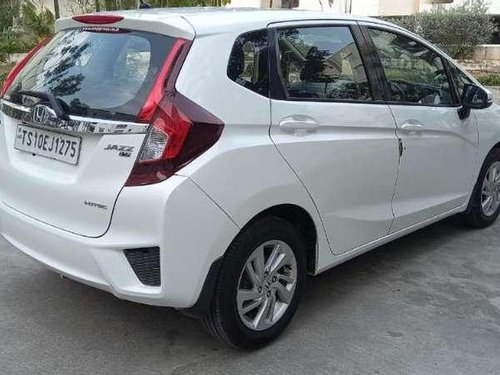 Used Honda Jazz VX 2016 MT for sale in Hyderabad