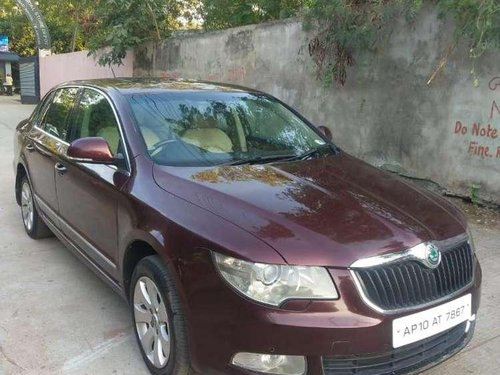 Skoda Superb 2009 MT for sale in Hyderabad