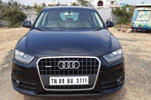 2013 Audi Q3 2.0 TDI Quattro Premium Plus AT in Chennai