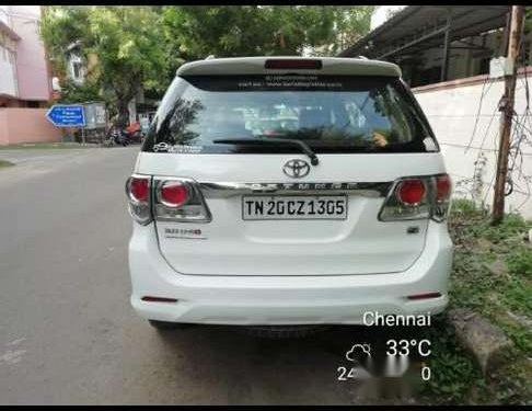 Toyota Fortuner 2012 MT for sale in Chennai-3