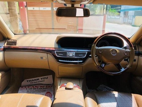 2009 Mercedes Benz S Class AT in Bangalore