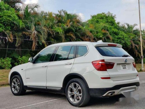 2014 BMW X3 xDrive 20d xLine AT in Hyderabad