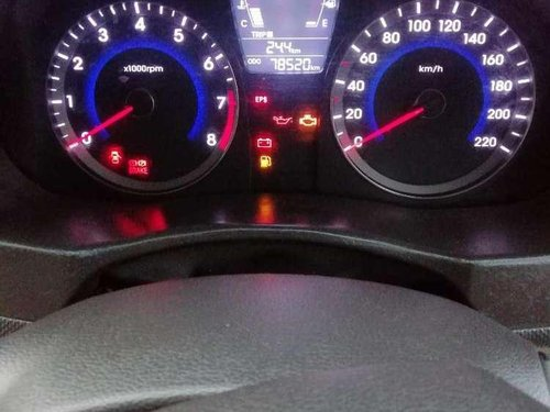 2011 Hyundai Fluidic Verna MT for sale in Visakhapatnam